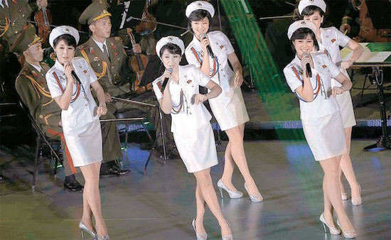 """Becoming"""" North Koreans: Negotiating Gender and Class in"""