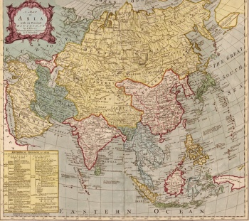 Map Of Asia For Students.Awakening Asia Korean Student Activists In Japan The Asia